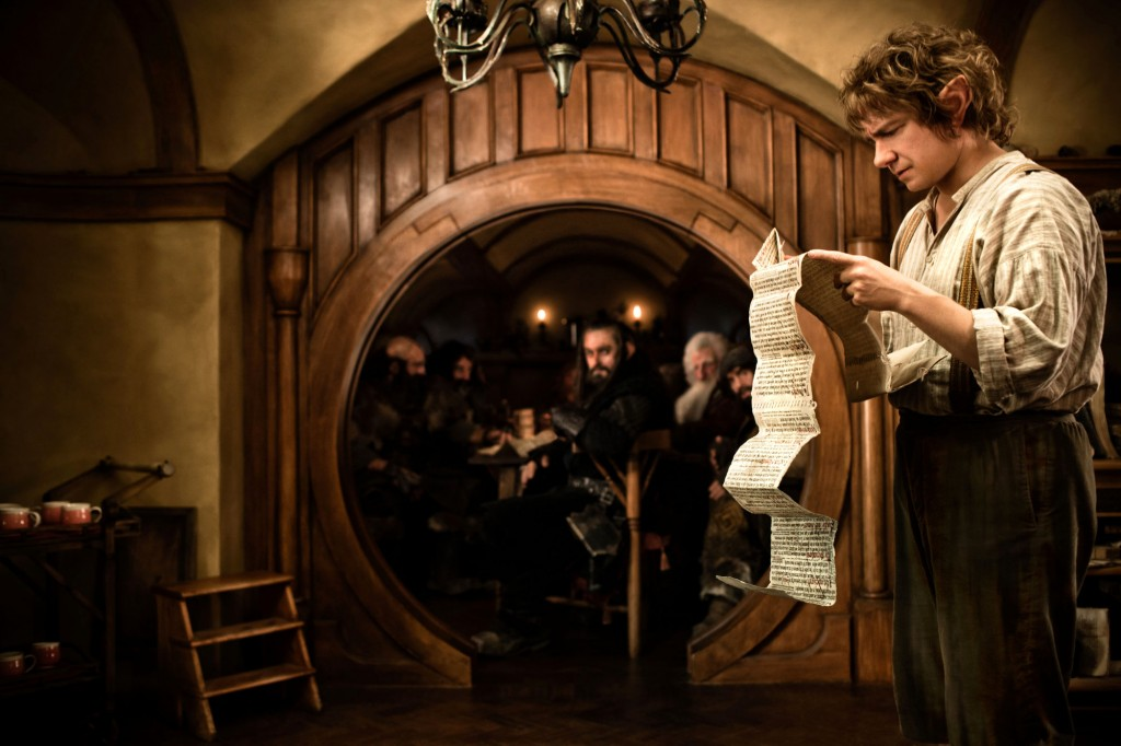 an analysis of the hero of the hobbit by bilbo baggins